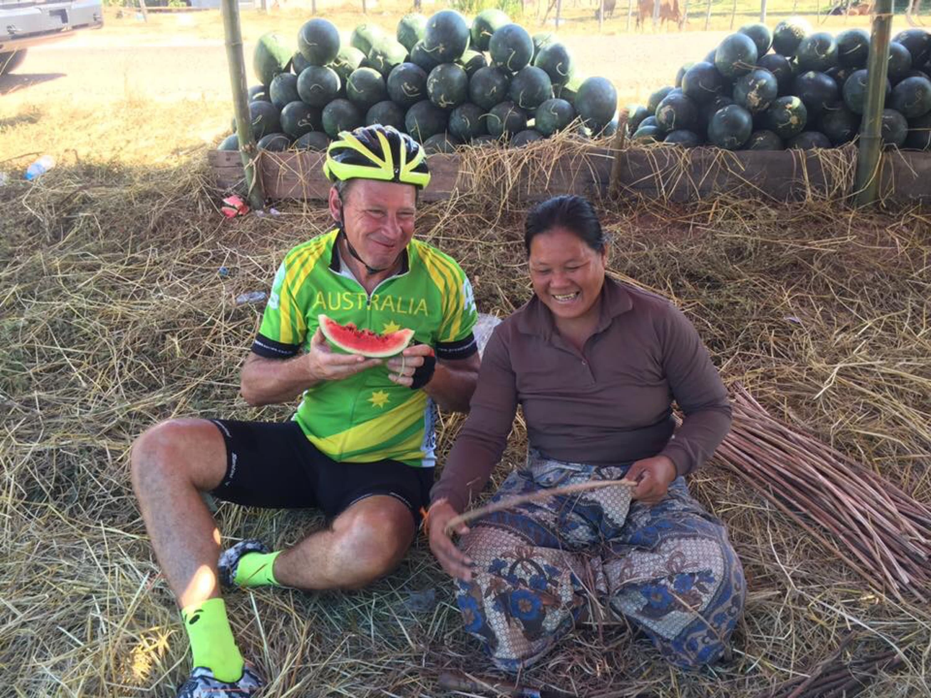 2016 Cycling in South East Asia - Chain